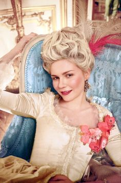 Marie  Antoinette.  Love the colors from this film and I loved visiting Palace de Versailles.  :)