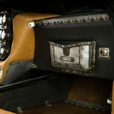 1969 Camaro Glove box in the DL EX-1 camaro
