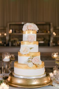 Photography: Jasmine Star - www.jasminestarphotography.com Bakery: Simple Sweet Cakery - www.simplysweetcakery.com   Read More on SMP: http://www.stylemepretty.com/2016/01/25/classic-st-regis-monarch-beach-wedding/