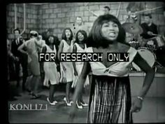 Ike and Tina Turner - A Fool in Love - YouTube Those background dancers are gettin' down!