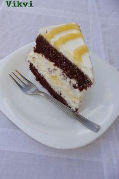 B&B: Anyuci készítenél...: Citromkrémes krémsajtos torta vagyis Lemon curd torta