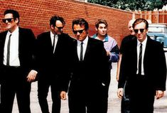 [1992] Reservoir Dogs by Quentin Tarantino