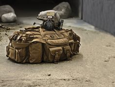 Heavy Duty Army Back Pack - Source:  https://www.facebook.com/photo.php?fbid=522170337805483=a.114805331875321.12670.113688408653680=1
