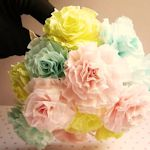 Cupcake Liner carnations + bunch of other paper flower tutorials - lots of styles of flowers.