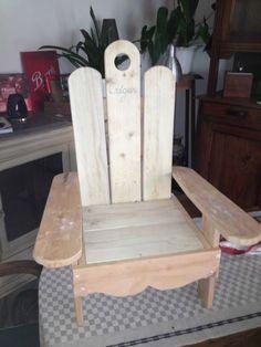 Pallet Kids Chair & Doll Cradle Fun Pallet Crafts for Kids