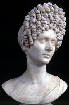 """""""Fonseca Bust"""" Sculpture Beginning of century AD Marble cm 63 / Palazzo Nuovo / Through the rooms - Musei Capitolini Easy Clay Sculptures, Sculpture Clay, Ancient Rome, Ancient Art, Roman Sculpture, Roman Art, Greek Art, Classical Art, Stone Art"""