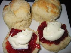 If you have trouble making good scones these might just do the trick. Extra baking powder and standing time helps to keep these light and fluffy.