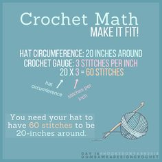 This post includes measurements for the average head sizes and crochet hat sizes for preemies to adults. Learn how to measure your head properly. Crochet Hat Sizing, Crochet Hook Set, Crochet Chart, Crochet Beanie, Crochet Stitches, Crochet Tools, Crochet Headbands, Crocheted Hats, Knit Hats