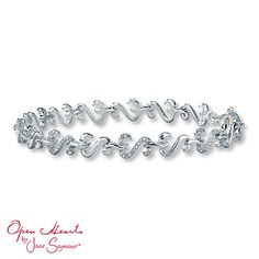 Kay Jewelers Personalize Your Open Hearts by Jane Seymour Color