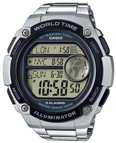 Casio Uhr AE-3000WD-1AVEF Digital Armbanduhr 5 Alarme  https://www.uhren-versand-herne.de/casio-uhr-ae-3000wd-1avef-digital-armbanduhr-5-alarme.html