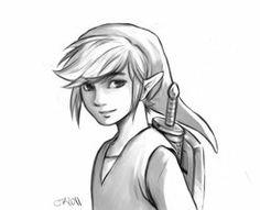 LoZ: Toon Link by ~TaiKova on deviantART