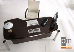 Biurko mebli gabinetowych Sentor , http://www.projektmebel.pl/sentor