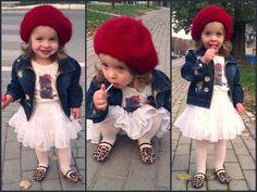 #cat #babygirl #love #fashion #red