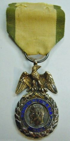 27 mm Médaillon doré Aigle Impérial