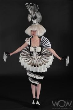 IN THE OP, Ling Lai Kit Ling, Hong Kong.Tourism New Zealand Avant Garde Section, 2012 Brancott Estate WOW Awards Show