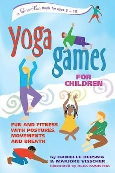 Get Yoga Games for Children: Fun and Fitness with Postures, Movements and Breath (SmartFun. Related posts: Yoga With Barbie: Fitness Yoga With Barbie! Chico Yoga, Preschool Yoga, Preschool Ideas, Barnes And Noble Books, Yoga Games, Gym Games, Physical Fitness Program, Childrens Yoga, Yoga Books