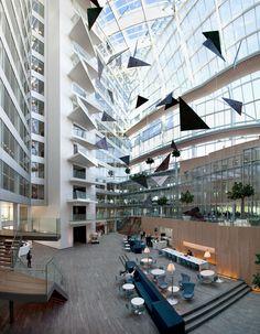 S2OSB Headquarters & Conference Hall Location: Sakarya, Turkey Year of Construction: 2016 Architects: BINAA