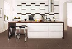 Nice kitchen by Vogue ceramics
