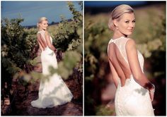 Karlien van jaarsveld wedding dress