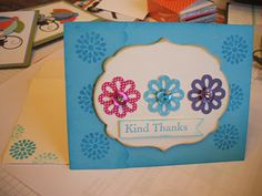 My take on a Leadership Make and Take card. I want to use this card for a stamp class in February. While the original is beautiful, the chipboard was not cost effective for 24 persons.