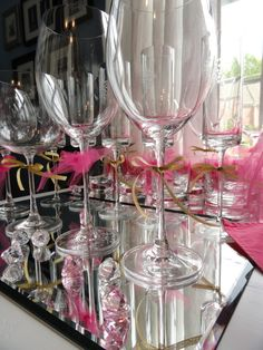 Rachel's Nest - Favorite Ways to Decorate for a Party