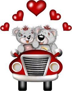 "Photo from album ""Валентинки в png"" on Yandex. Teddy Bear Pictures, Blue Nose Friends, Bear Graphic, Mickey Mouse Cartoon, Heart Wallpaper, Tatty Teddy, Cute Teddy Bears, Bear Art, Cute Pins"