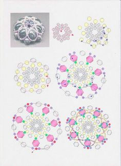 Beaded Bead  PATTERN