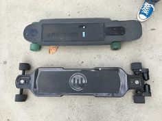 Evolve Skateboards - New Board - LEAK LEAK - GT Carbon! - General Discussion - Electric Skateboard Builders Forum   Learn How to Build your own E-board