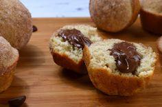 Muffins rellenos de Nutella   Tasty details