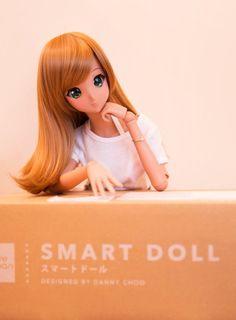 Smart Doll Ebony by n_mario9