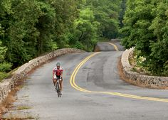 We're lucky to have some of the best roads in the country in our own backyard!