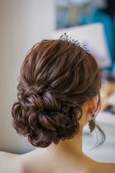Party Hairstyles, Cute Hairstyles, Wedding Hairstyles, Boho Wedding Hair, Wedding Dresses, Hair Arrange, Hair Setting, Floral Crown, Bridal Hair Accessories