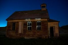 The complete list of haunted places & history in California.