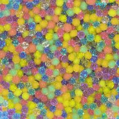 DIY orbeez stress ball