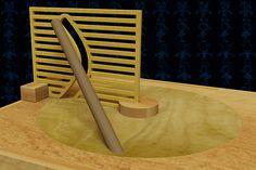 Axle Slot Wooden Toy - SOLIDWORKS,Parasolid,AutoCAD - 3D CAD model - GrabCAD