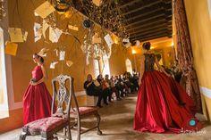 #Fiesta #colecciónfiesta #PalaciodePortocarrero #Desfile
