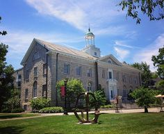 The summer sun looks good on campus. What's your favorite campus season? #dsonphotos