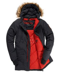 Superdry Everest Coat - Men's Jackets