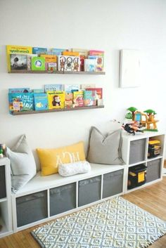 An Ikea kids' space remains to amaze the kids, because they are offered a great deal more than children's room Ikea Kids, Kids Bedroom, Bedroom Decor, Bedroom Ideas, Boy Toddler Bedroom, Cama Ikea, Diy Zimmer, Ikea Storage, Storage Ideas