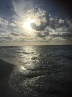 Sunset in Isla Mujeres Mexico on the Caribbean