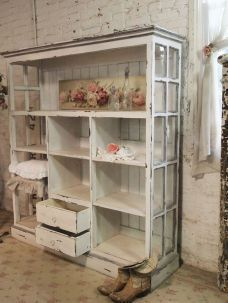 Romantic shabby chic bedroom decor and furniture inspirations (78)