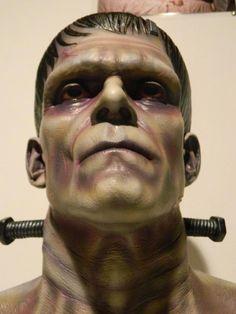 Horror Figures and bust, sculptures movie, Alien, predator, vampire, zombie, horror collector figure