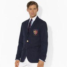 Love this: Three Button Crest blazer @Lyst