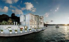 A'jia boutique Hotel in Istanbul. A traditional Ottoman mansion that jewels the Asian shores of the Bosphorus.