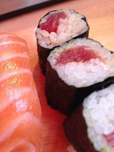 11 octobre midi Makis au thon au marché de Tsukiji