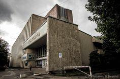 Union House  Location: Dnipro, Ukraine   Constructed: Year built not known  Architect: Not known    #architecture #sovietera #ukraine
