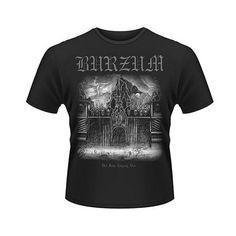 Tricou Burzum: Det Som Engang Var 2013