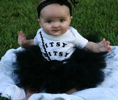 Spider Costume Toddler Halloween Costume Baby by CocoRooCreations, $42.00