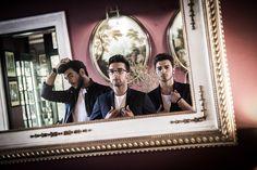 L'intervista via Twitter del direttore diVanity Fair, Luca Dini. Domande e risposte a colpi di 140 caratteri al trio canoro, nostro ospite al Priceless Milano