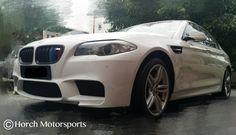 BMW F10 convert M5 bodykit @ Horch Motorsports 017-210 5779#MPerformance #MPower #MSport #HorchMotorsports